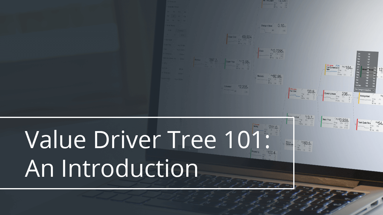 Value Driver Tree 101 : An Introduction